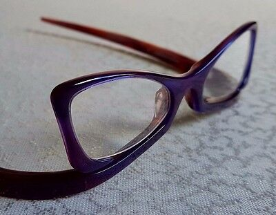 "GROTESQUE ""Casey"" - womens eyeglasses frame - Handmade in Germany (rrp:300€)"