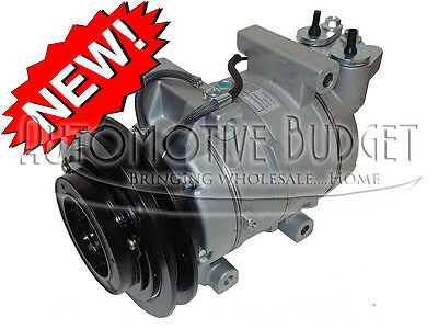 A/C Compressor for GMC W-Series Isuzu NPR NQR NRR w/Diesel Engines 2005-2016