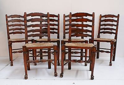Reproduction Ladderback Dining Chairs
