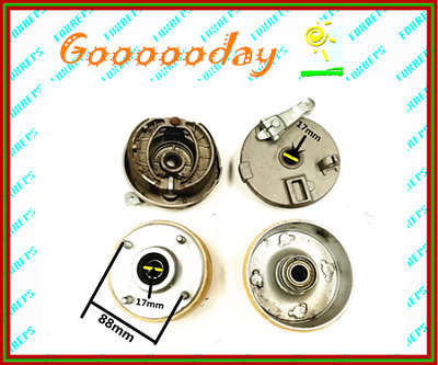 4 Stud Drum Brake Set Housing Wheel Hubs + Shoes 125cc 150cc 250cc ATV Quad dmk4