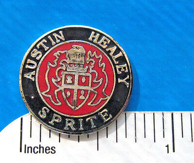 AUSTIN HEALEY HAT PIN LAPEL PIN TIE TAC ENAMEL BADGE #1630
