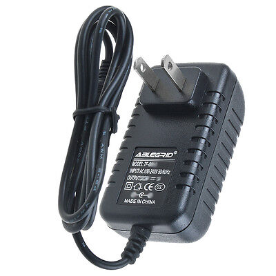 6V AC Adapter For Sony ICF-SW55 SW77 Multi-Band Receiver Radio Power Supply Cord