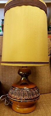 Ellis Large Midcentury Lamp