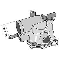 OM 352A OM 355A OM 355 TRIDON THERMOSTAT FOR MERCEDES-BENZ Engines OM 352 1