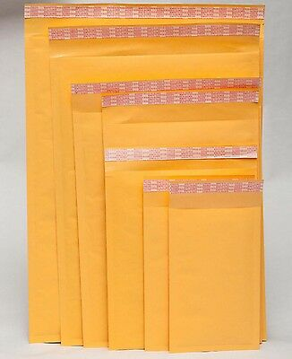 Wholesale Kraft Bubble Mailer Padded Envelopes Packaging Shipping Self-Seal Bags
