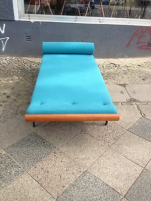 lounge chair Auping Cleopatra Daybed - Dick Cordemeijer, 50er 60er Teak/Kiefer,