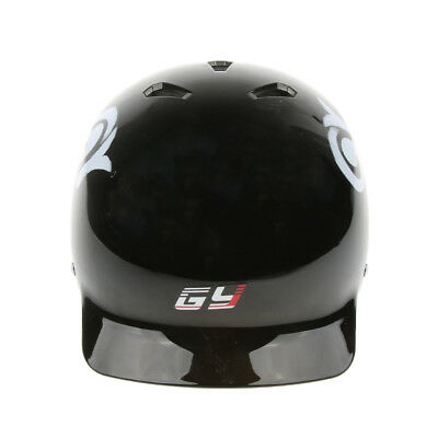 S/M/L Black Safety Helmet for Water Sports Canoeing Kayaking Wakeboarding
