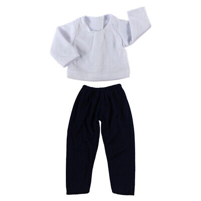 "Casual Shirt Trousers set for 18"" AG American Doll Molly Doll Clothes Accessory"