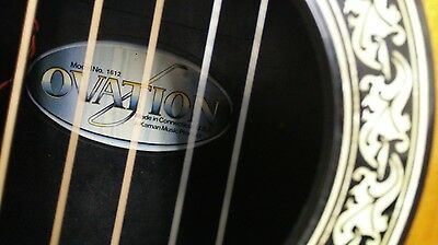 OVATION  model n. 1612 in perfetto stato perfect