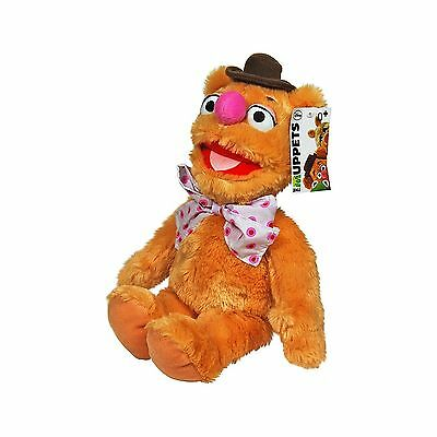 The Muppets Fozzy Bear Large 16 inch Soft Toy