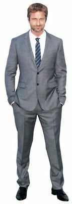 Gerard Butler Cardboard Cutout (lifesize OR mini size). Standee. Stand Up.