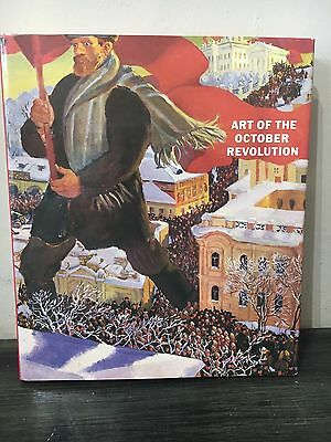 Art of the October Revolution by M. Guerman
