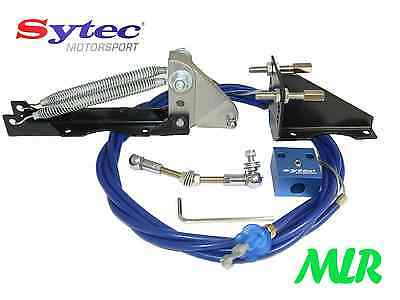 Sytec Tlk2/w Twin Weber Carbs Throttle Linkage Kit 40 45 Dcoe Escort Mk1 Mk2 Hs