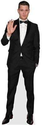 Michael Buble Cardboard Cutout (lifesize OR mini size). Standee. Stand Up.