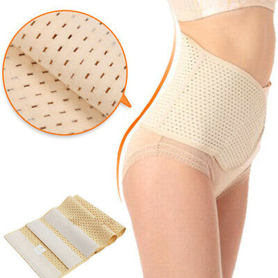 Maternity Postpartum Corset Tummy Belly Waist Belt Support Shape Wrap Recovery