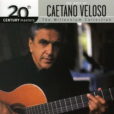 Millennium Collection-20th Century Masters - Caetano Veloso (CD Used Like New)