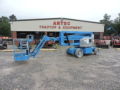 2011 Genie Z40/23N Articulating Boom Lift - Jlg - Low Hours - Good Condition!!