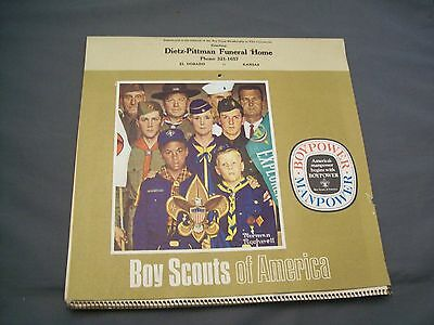 1971 Boy Scouts Of America Calendar