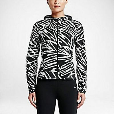 NWT NIKE PALM Impossibly Light Women's Running Jacket Blk