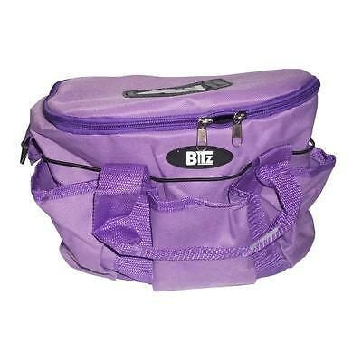 Bitz Horse Grooming Carry Bag for Horse grooming Kit