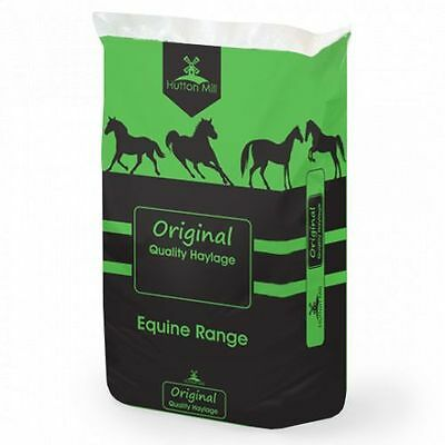 Hutton Mill Original Mix Pre-Packed Haylage For Horses - 20kg