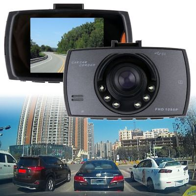 "2.7"" Full HD 1080P Car DVR CCTV Dash Camera Cam Recorder Night Vision Video AU"