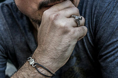 VIKING Ring in Silver
