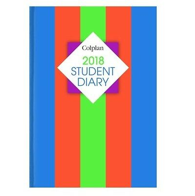 Colplan A5 Student Diary 2018 35441