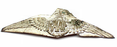 WWII RAAF Royal Australian Air Force ATTEMPTED Sweetheart Brooch