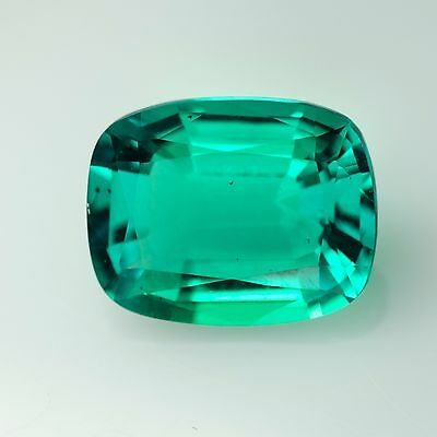 2.36ct Colombian Hydrothermal Emerald Lab Created Loose Stone