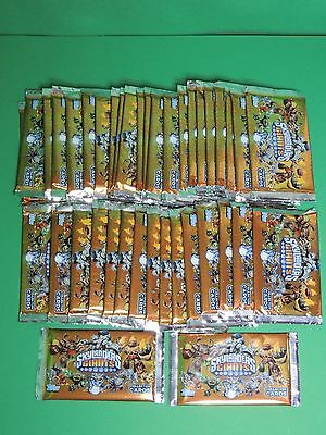 Lot 39 booster - paquet de 6 cartes collection Skylanders Giants collector cards