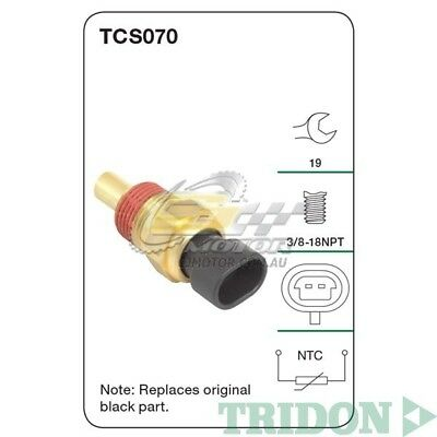 Coolant Temperature Sensor Holden Piazza Rodeo YB TF