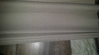 Blockout Fabric Roman Blinds size 288cm Wide x 210cm -CUSTOMS MADE -PICK UP ONLY