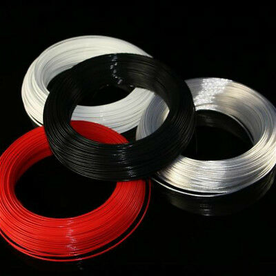10M/32.8ft 14-24AWG Teflon Wire Silver Plated DIY power transformation line