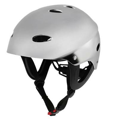 L Durable Vents Safety Helmet - Water Sports Canoeing Kayaking Wakeboarding