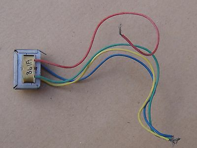 NOS, 361A 4 Lead Transistor Audio  Transformer