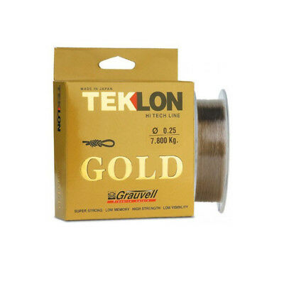 nylon teklon gold 150m