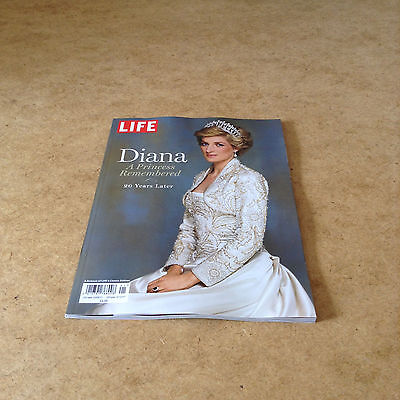 Life Diana A Princess Remembered 20 Years Later 128-Page Princess Diana Special