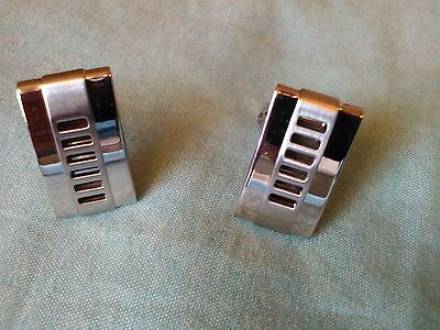 Stainless Steel Mens Cufflinks.....