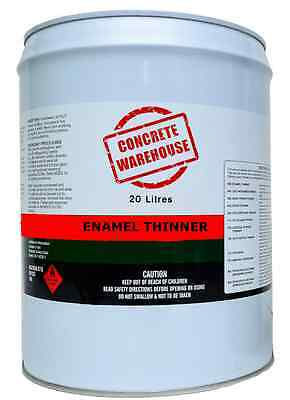 Paint & Concrete Sealer Enamel Thinners