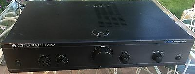 CLASSIC CAMBRIDGE AUDIO A-SERIES STEREO INTEGRATED AMPLIFIER Model #A1Mk3