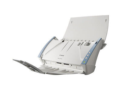 Canon DR-2010c imageFORMULA Color Duplex USB Scanner M11065 With Power Adapter