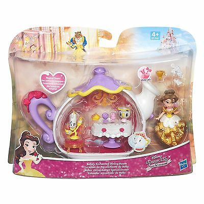 Belle's Enchanted Dining Room Snap-Ins Set Disney Beauty & the Beast Girls 4+
