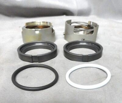 Lot of TWO (2) MECHANICAL SEAL ** BURGMANN * 15024043 C218 NEW Never USED NO BOX