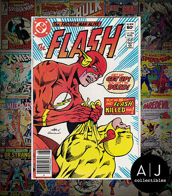 Flash #324 (| DC |) VF!- HIGH RES SCANS!