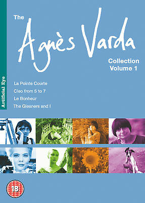 The Agnes Varda Collection Vol.1 (DVD)