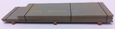 S Scale JWD PREMIUM PRODUCTS #99532 Plate Steel Load - 'US Steel' Handcrafted