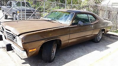 1973 Plymouth Duster BASE 1973 PLYMOUTH DUSTER - PROJECT!