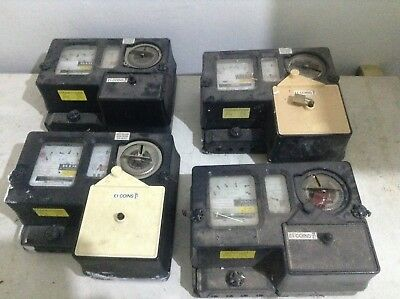 Electricity £1 Coin Meters