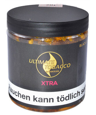 Ultimate Tobacco Black Edition 150g Xtra